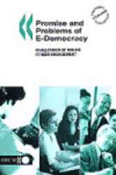 Promise and Problems of E-Democracy by Organisation for Economic Co-operation and Development