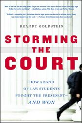 Storming the Court by Brandt Goldstein