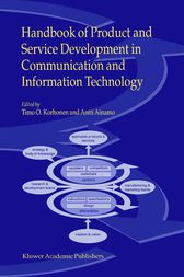 Handbook of Product and Service Development in Communication and Information Technology by Timo O. Korhonen