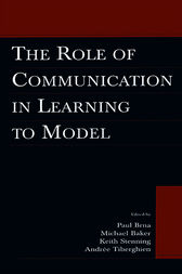The Role of Communication in Learning To Model by Paul Brna