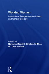 Working Women by Nanneke Redclift