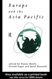 Europe and the Asia-Pacific by Hanns Maull