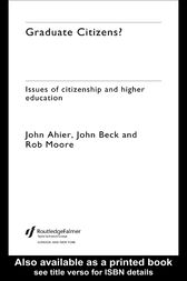 Graduate Citizens by John Ahier