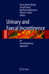 Urinary and Fecal Incontinence by Horst-Dieter Becker