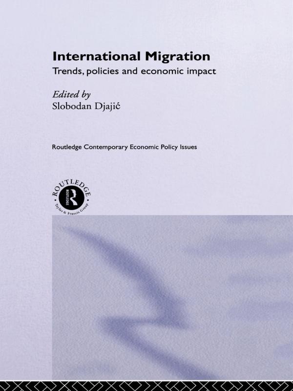 Download Ebook International Migration by Slobodan Djajic Pdf
