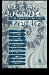 Psychology, Discourse And Social Practice by Gill Aitken