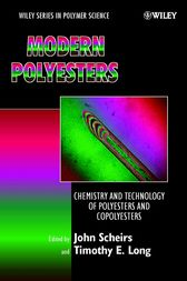 Modern Polyesters by John Scheirs