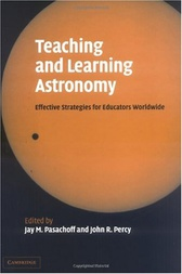 Teaching and Learning Astronomy by Jay Pasachoff