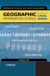 Geographic Information Science by George Cho