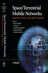 Space/Terrestrial Mobile Networks by Ray E. Sheriff