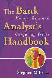 The Bank Analyst's Handbook by Stephen M. Frost