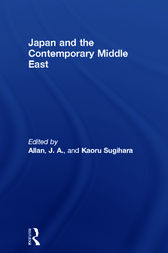 Japan and the Contemporary Middle East by J. A. Allan