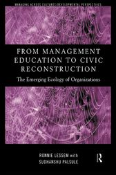 From Management Education to Civic Reconstruction by Ronnie Lessem