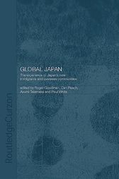 Global Japan by Roger Goodman