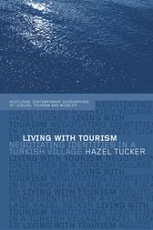 Living with Tourism by Hazel Tucker