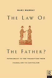 The Law of the Father? by Mary Murray