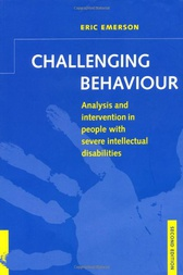 Challenging Behaviour by Eric Emerson