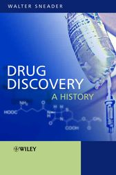 Drug Discovery by Walter Sneader