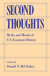 Second Thoughts by Donald N. McCloskey