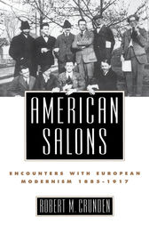 American Salons by Robert M. Crunden
