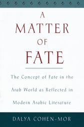 A Matter of Fate by Dalya Cohen-Mor