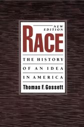 Race by Thomas F. Gossett