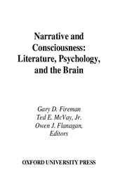 Narrative and Consciousness by Gary D. Fireman