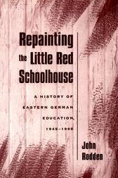 Repainting the Little Red Schoolhouse by John Rodden