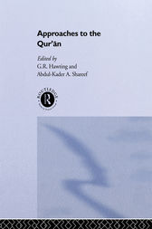 Approaches to the Qur'an by G. R. Hawting
