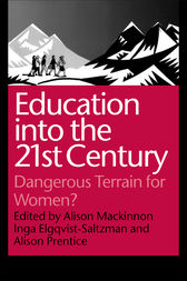Education into the 21st Century by Inga Elgquist-Saltzman