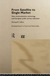 From Satellite to Single Market by Richard Collins