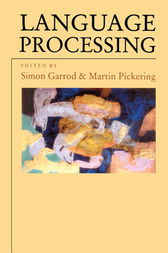 Language Processing by Simon Garrod