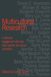 Multicultural Research by Carl A. Grant