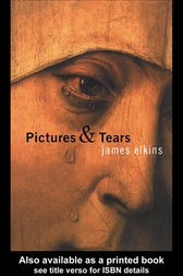 Pictures and Tears by James Elkins