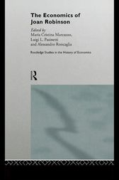 The Economics of Joan Robinson by Maria Cristina Marcuzzo