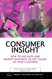 Consumer Insight by unknown