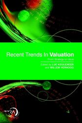 Recent Trends in Valuation by Luc Keuleneer