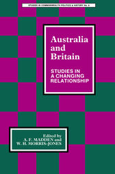 Australia and Britain by James Homs
