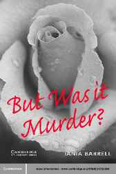 But Was it Murder? Level 4 by Jania Barrell