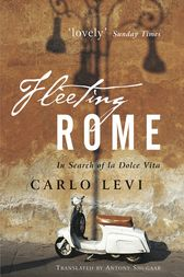 Fleeting Rome by Carlo Levi