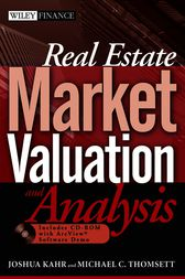 Real Estate Market Valuation and Analysis by Joshua Kahr