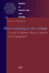 Sharecropping in the Yemen by W.J. Donaldson