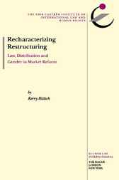 Recharacterizing restructuring by K. Rittich