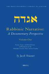 Rabbinic narrative by J. Neusner