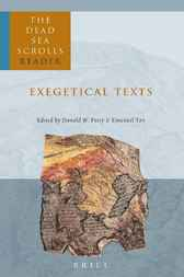 Exegetical texts by D.W. Parry