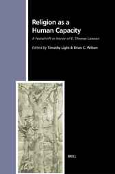 Religion as a human capacity by T. Light