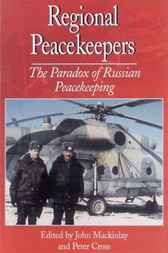 Regional Peacekeepers by John Mackinlay
