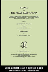 Flora of tropical East Africa - Woodsiaceae (2003) by H.J. Beentje
