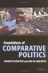 Foundations of Comparative Politics by Ken Newton