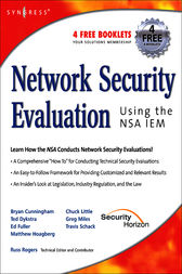 Network Security Evaluation Using the NSA IEM by Russ Rogers